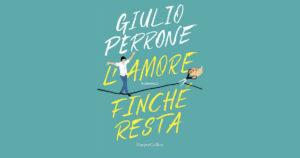 """Presentazione del libro """"Finchè l'amore resta"""" di Giulio Perrone @ Casa VerbaVolant - Ortigia"""